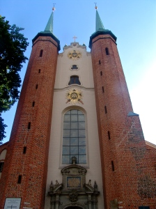 Oliwa cathedral Poland