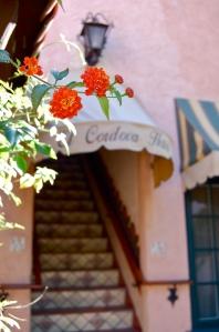 El Cordova Hotel Coronado California