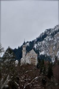 Schloss Neuschwanstein Bavaria Germany