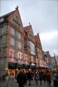 Oberpollinger Munich Germany