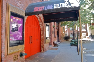 Cherry Lane Theater Greenwich Village New York City