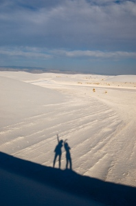 White Sands National Monument Las Cruces New Mexico