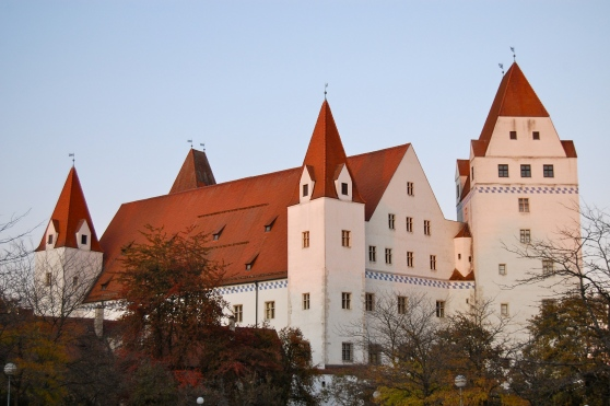 New Schloss in Ingolstadt