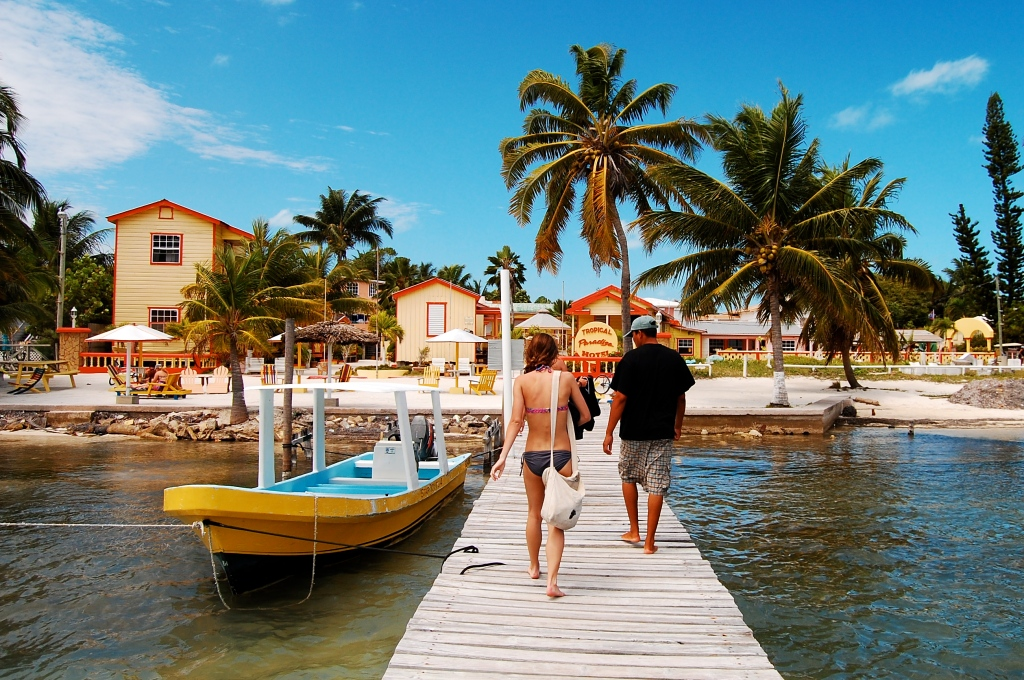 Day trip to colorful Caye Caulker