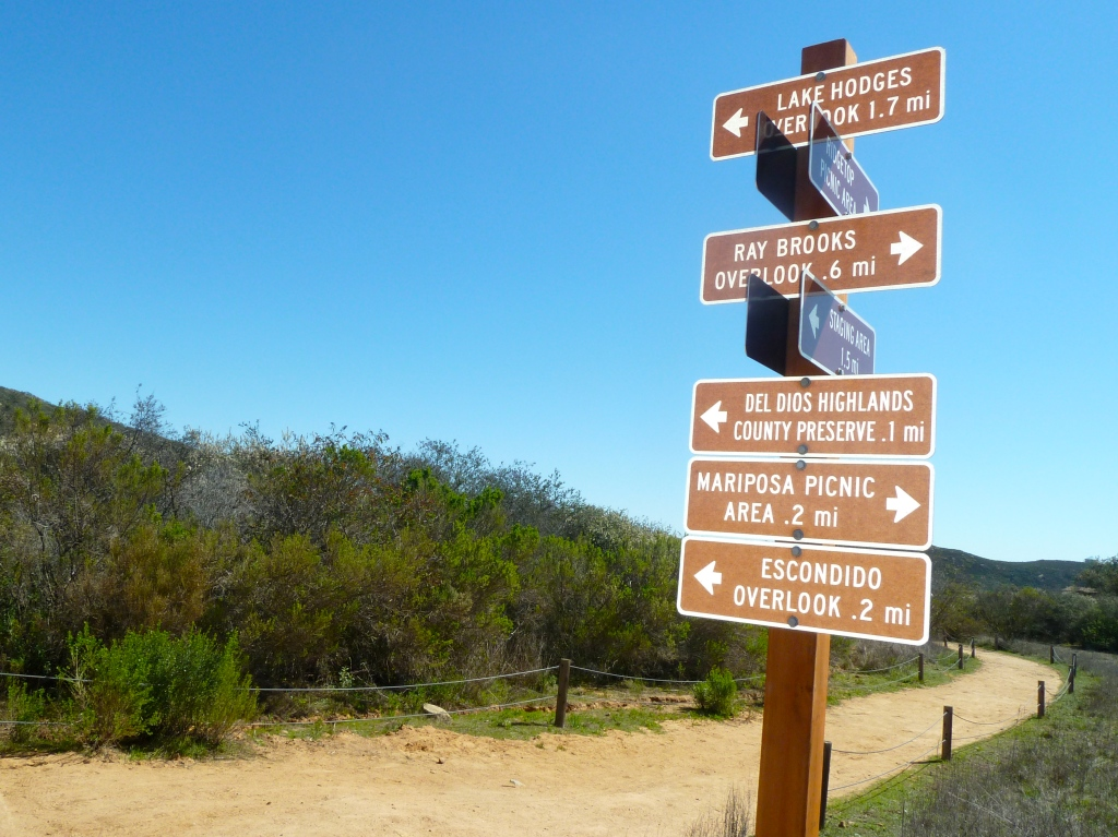 Hiking in San Diego - Elfin Forest Escondido