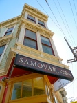 Samovar Tea House - San Francisco